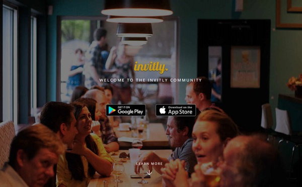 VII- Invitly : le réseau social des voyageurs d'affaires