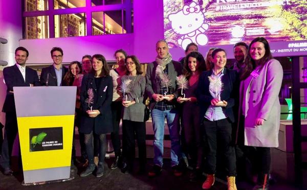 Palmes du Tourisme Durable : découvrez les 6 lauréats 2017 !
