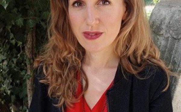Petra Hrebac chargée de promotion de l'Office du Tourisme de Croatie