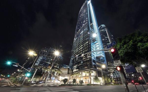 IHG inaugure l'hôtel InterContinental® Los Angeles Downtown