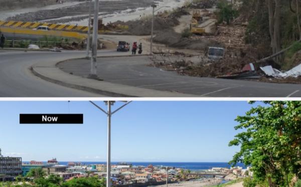 """La Dominique fait appel au """"tourisme volontaire"""" pour reconstruire l'île"""