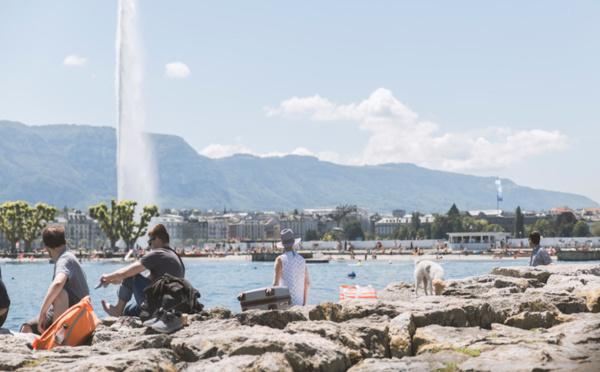 A Genève, le monde du tourisme a le sourire