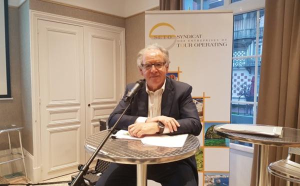 """René-Marc Chikli (SETO) : """"directives, obligations... 2018 ce sera l'aventure"""""""