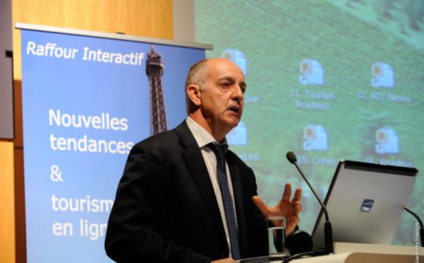"""Guy Raffour : """"Les agences de voyages jouent encore un rôle essentiel dans le secteur du tourisme"""""""