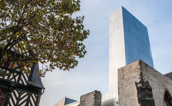 Le nouveau Centre de congrès de Rennes ouvre ses portes