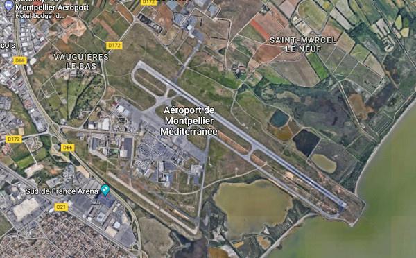L'aéroport de Montpellier bat des records en 2017