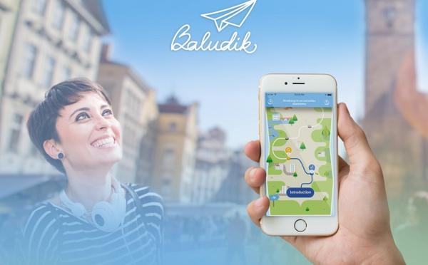 Baludik : des jeux de pistes connectés afin d'améliorer l'expérience touristique