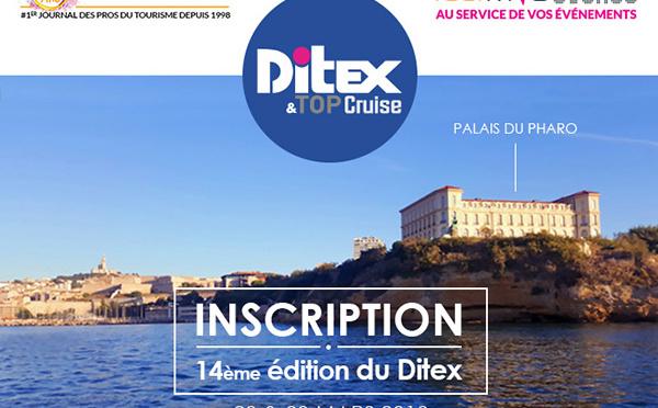 DITEX 2018 : les inscriptions sont officiellement ouvertes !