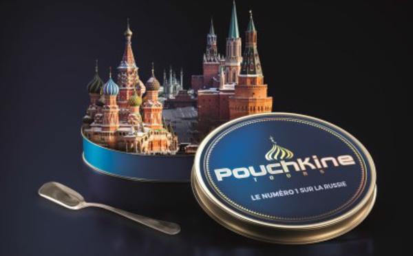 Pouchkine Tours : la nouvelle brochure vient de paraître