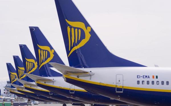 "Low-cost long-courrier : Ryanair et Aer Lingus ""d'accord pour coopérer"""