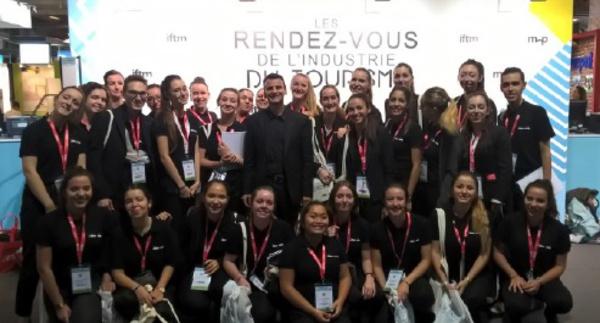 110 étudiants en éductour sur le Costa Diadema