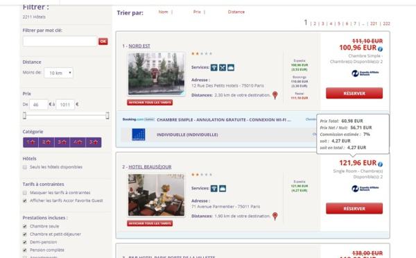 Exclu : La Travel Tech a testé la plateforme hôtelière CDS Booking Amadeus