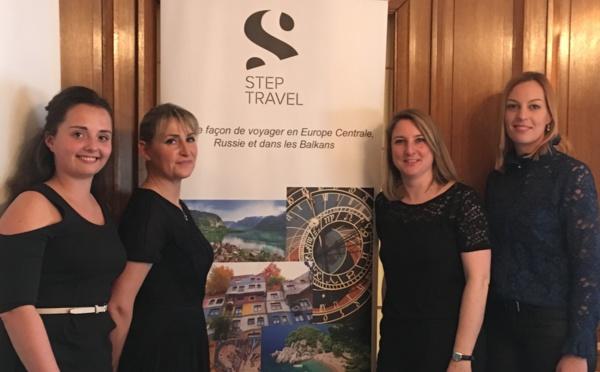Step Travel cherche à gagner en visibilité et en volume