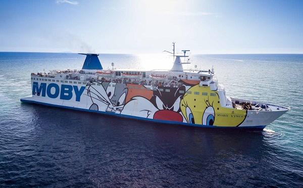 Moby Lines propose des mini-croisières depuis Nice