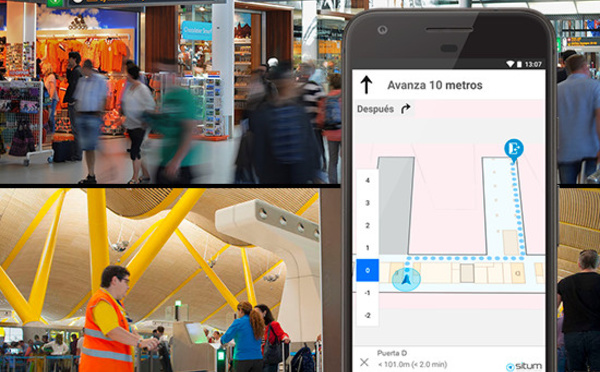 SITUM, le Google Map de l'Indoor