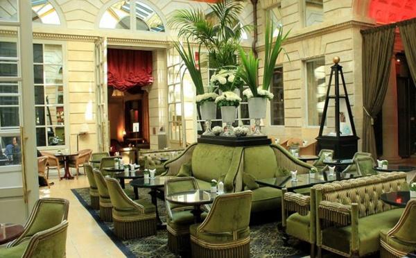 L'Intercontinental Bordeaux propose des repas d'affaires
