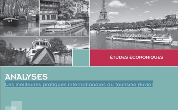 La DGE veut booster le tourisme fluvial en France