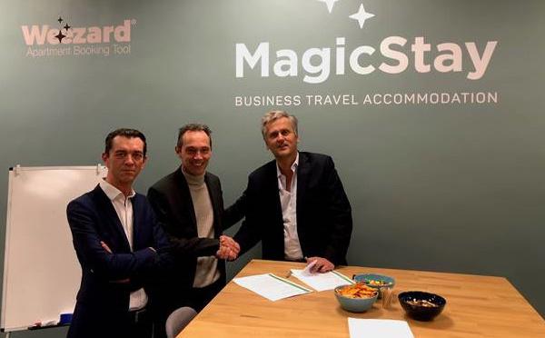 MagicStay devient partenaire de Travel and Transport France