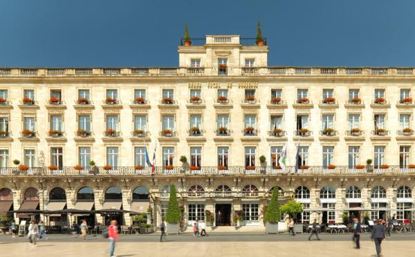"""L'InterContinental Bordeaux lance les petits déjeuners et déjeuners """"affaires"""""""