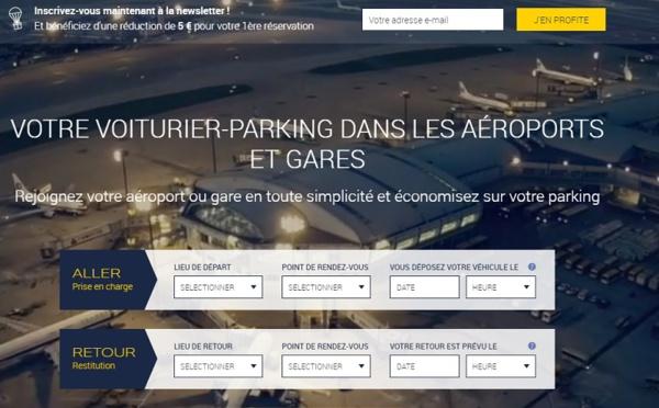 Parking avec voiturier : Blue Valet s'installe dans les gares parisiennes et à Orly