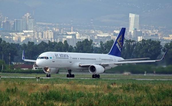 Air Astana reprend des couleurs