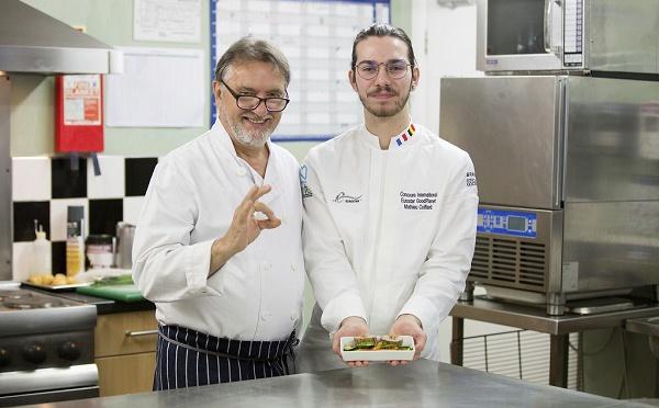 Eurostar : un concours pour un nouveau plat en classe Business Premier