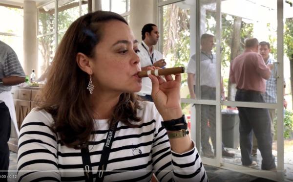 """Mercedes Castillo (Rep Dom) : """"Nous voulons sortir du tout balnéaire !"""" (VIDEO)"""