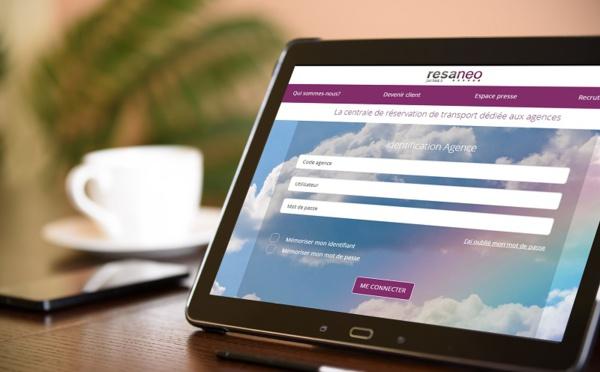 RESANEO lance son nouveau site