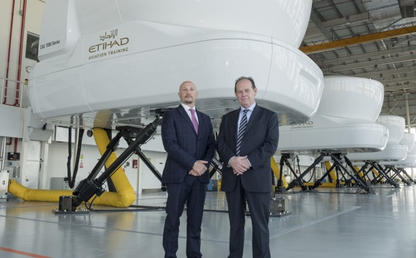 L'Etihad Flight College devient l'Etihad Aviation Training