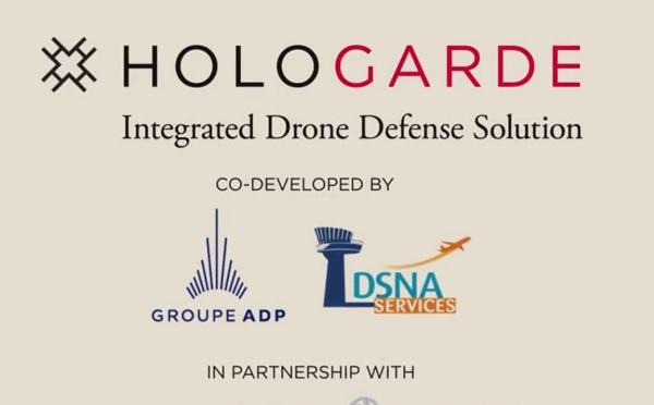 Hologarde : une solution contre les drones autour des aéroports ?