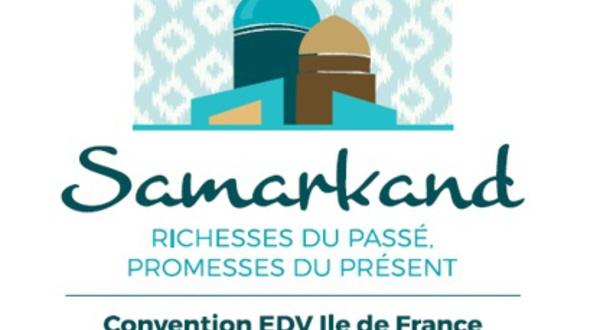 Ouzbékistan : plus de 100 participants à la convention des EDV Ile de France