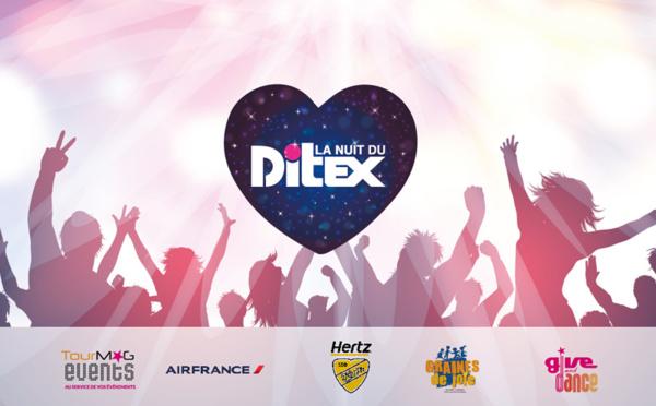 La Nuit du Ditex 2018, en partenariat avec Hertz et Air France