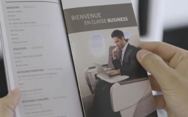 Alliez travail et plaisir avec la classe Business Corsair