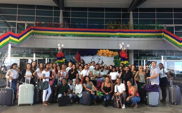 Le BTS Tourisme de la Réunion en éductour sur l'île Maurice