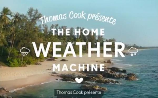 Thomas Cook surfe sur la vague de froid