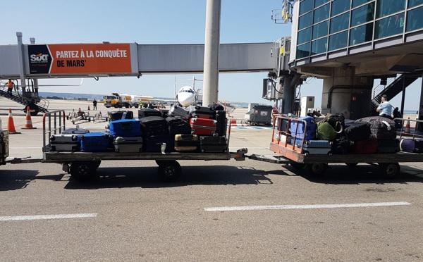 SITA publie son rapport sur la gestion des bagages