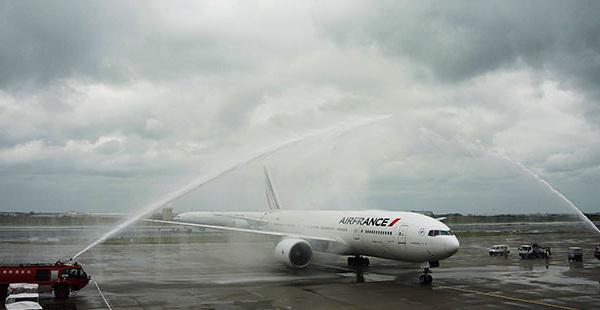 Air France inaugure la ligne Paris CDG - Tapei