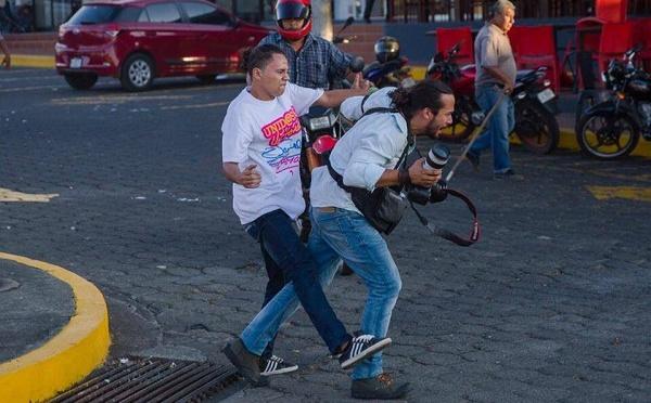 Nicaragua : des morts lors des manifestations contre la réforme des retraites