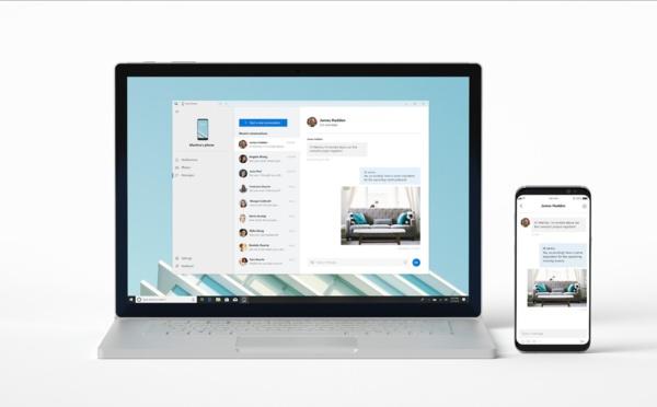 """""""Your Phone"""" pour échanger entre smartphones Android ou iOS et votre PC"""