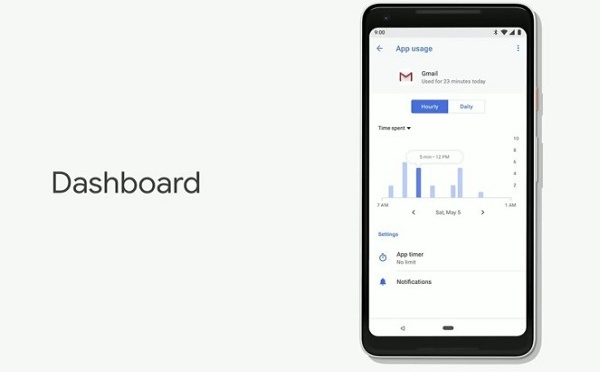 Le nouveau Google va vous aider à vous déconnecter