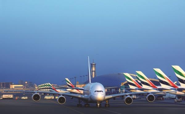 Le groupe Emirates annonce un bénéfice d'1 milliard €