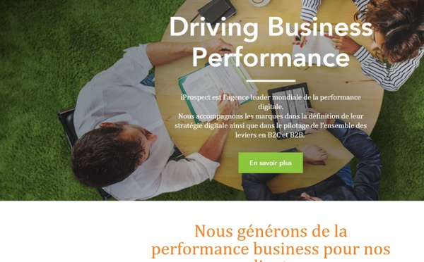iProspect, expert du marketing digital à la performance