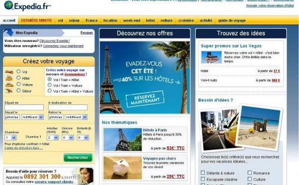 Emploi et carrières : Expedia se développe et recrute 30 salariés en France