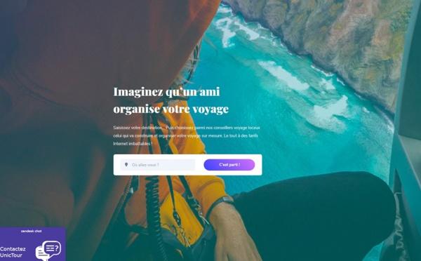 UnicTour : chômeur, étudiant, retraité ? Devenez plutôt agent de voyages !