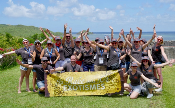 Exotismes : La Ruée vers l'Or 2018, une belle aventure en Martinique