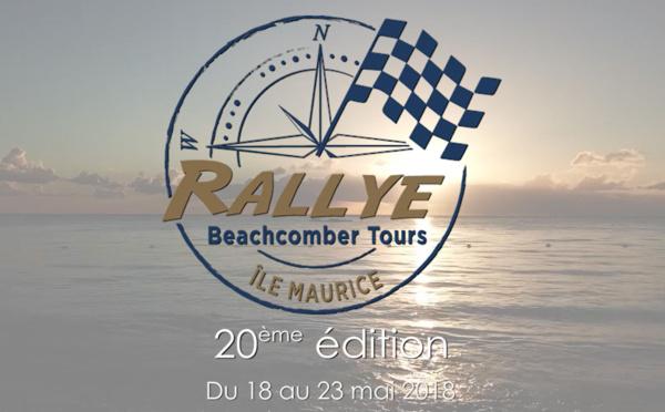 Rallye Beachcomber Tours 2018 en vidéo
