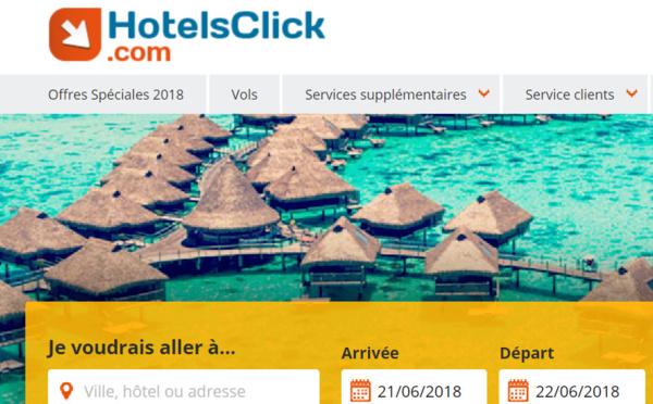 Amazon Pay : Hotelsclick.com, 1ère agence on line à proposer le service