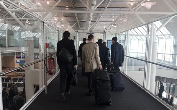 Sécurité : les voyageurs affaires plus inquiets dans les gares et dans les aéroports
