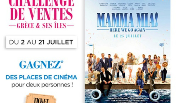 Mamma Mia : Héliades lance un challenge de ventes