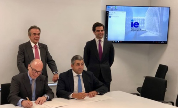 L'OMT signe un partenariat avec l'IE Business School